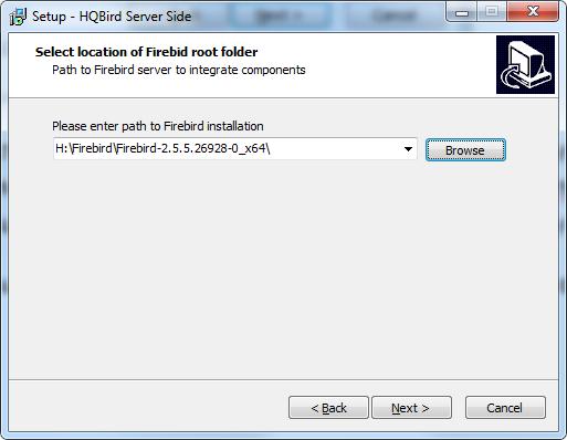 Firebird recovery and technical support  HQbird - Firebird