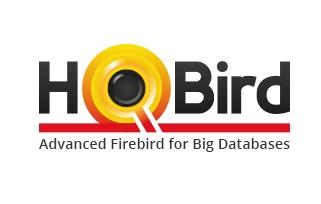 HQbird Firebird logo